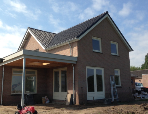 Uitbreiding woonhuis Geffen
