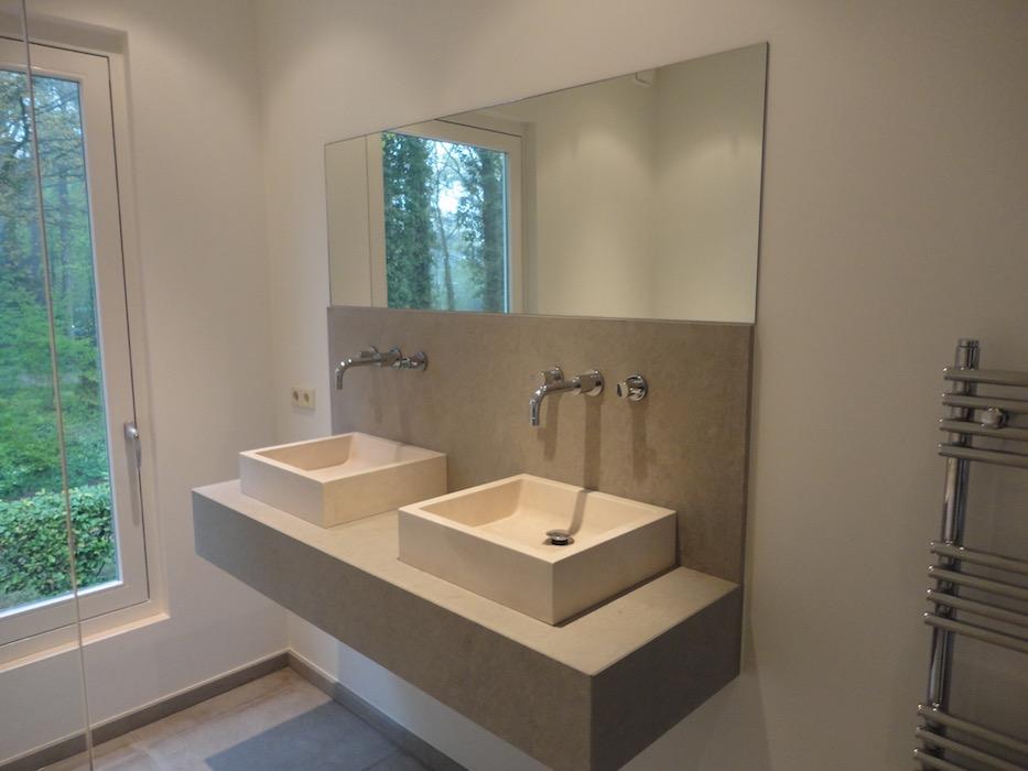 badkamer verbouwing maliskamp aannemer renovatie modern industrieel