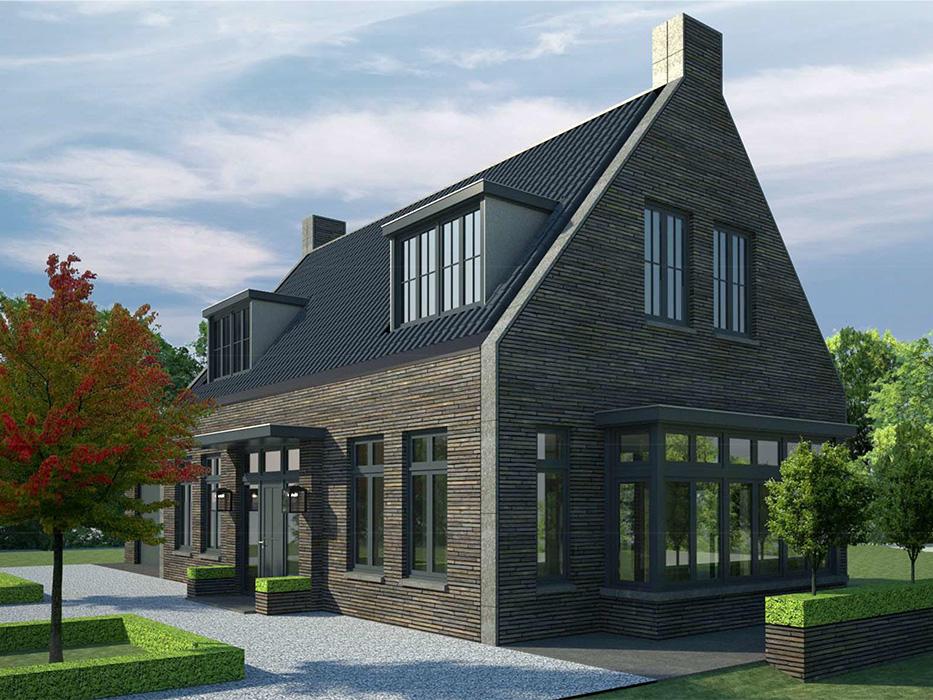 nieuwbouw architect aannemer maren kessel woonhuis