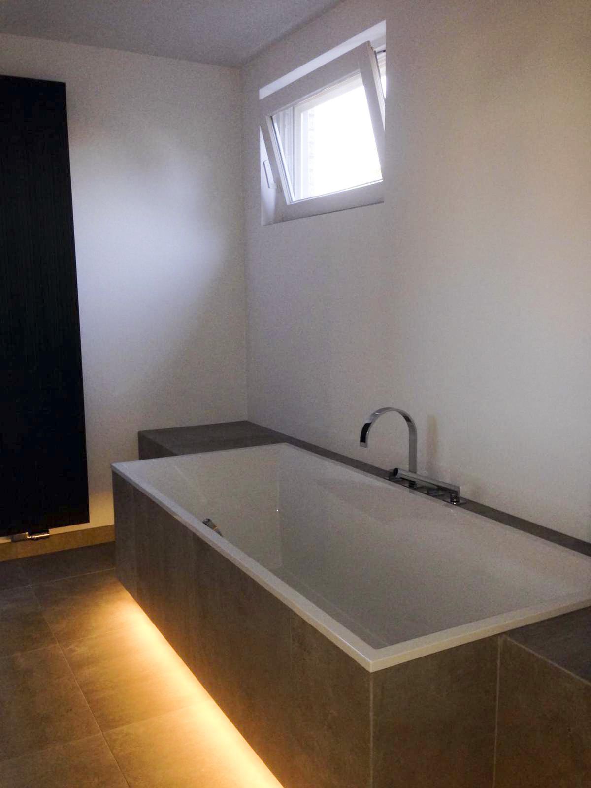 Badkamer verbouwing Den Bosch